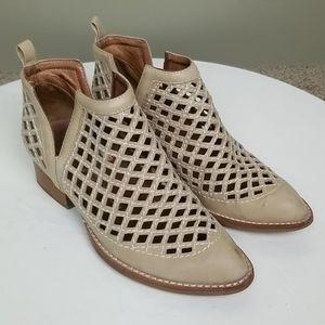 Jeffrey Campbell Ibiza Last Handmade Leather Boots